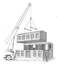 Modular construction is an increasingly popular way to grow a house