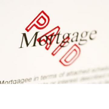 how to become mortgage free faster